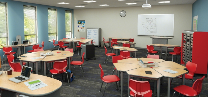 Classroom Design 6